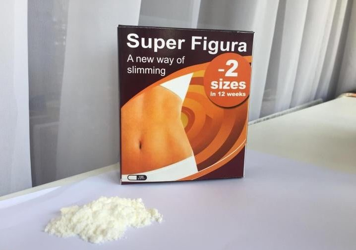 Super Figura капсулы