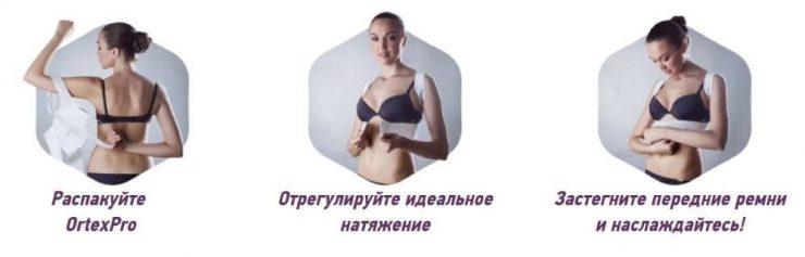 Ortex Pro применение