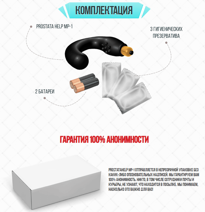 Prostata Help комплектация