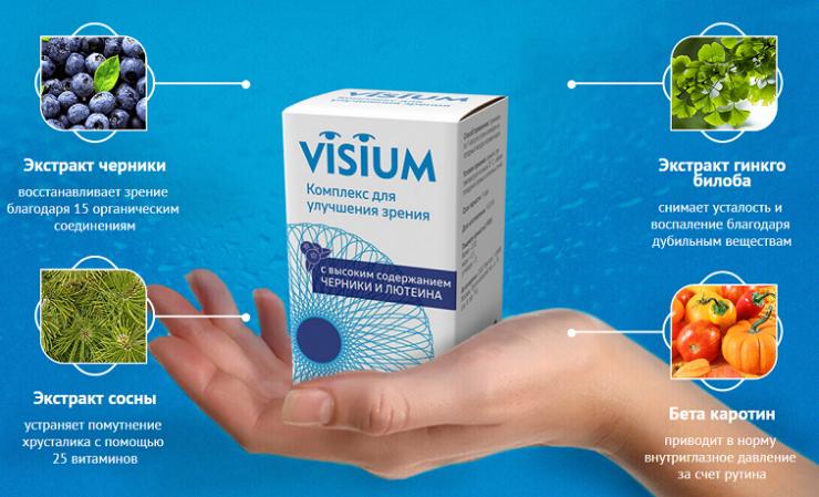 Visium состав